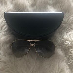 💯 Authentic Marc Jacobs aviator sunglasses